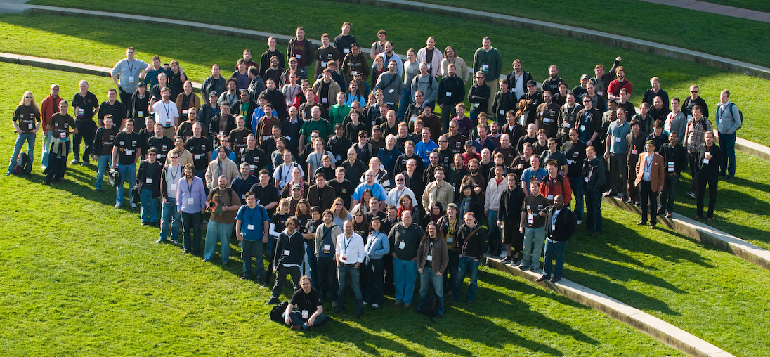 Everyone at UDS Jaunty Jackalope (Ubuntu 9.04)